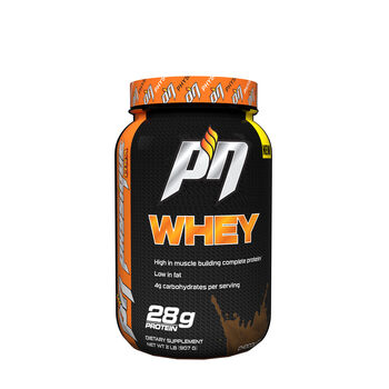 Whey - ChocolateChocolate | GNC