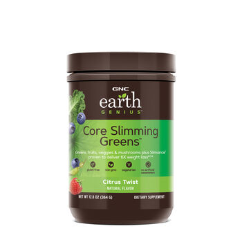 Core Slimming Greens™ - Citrus TwistCitrus Twist | GNC