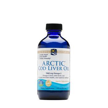 Arctic Cod Liver Oil - UnflavoredUnflavored | GNC