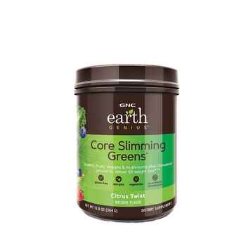 Core Slimming Greens™ - Citrus Twist (California Only) | GNC