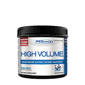 High Volume - Blue Frost™Blue Frost™ | GNC