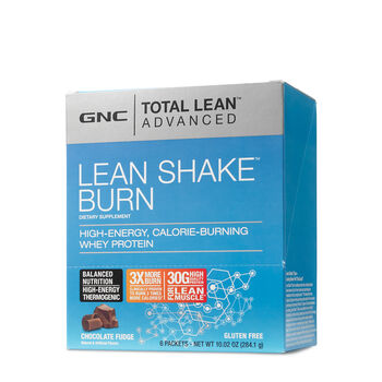 Lean Shake™ Burn - Chocolate FudgeChocolate Fudge | GNC