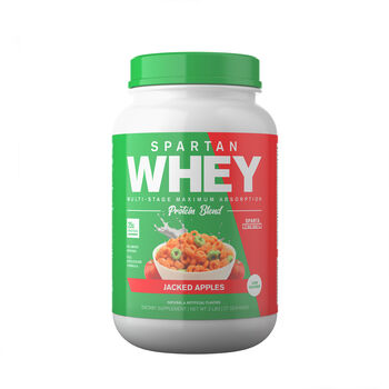 Spartan Whey - Jacked ApplesJacked Apple | GNC