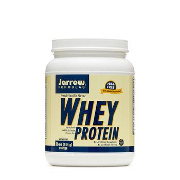 Whey Protein - French VanillaFrench Vanilla | GNC