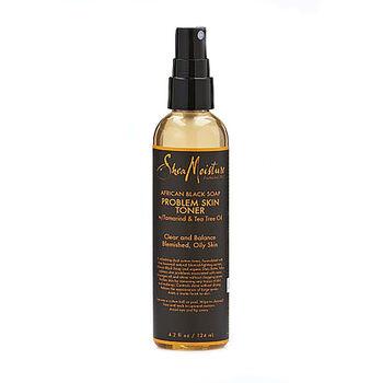 African Black Soap Clarifying Problem Skin Toner | GNC