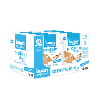 Protein Chips - Sea SaltSea Salt | GNC