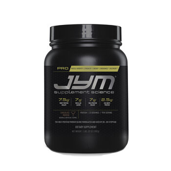 Pro Jym Protein - Chocolate MousseChocolate Mousse   GNC
