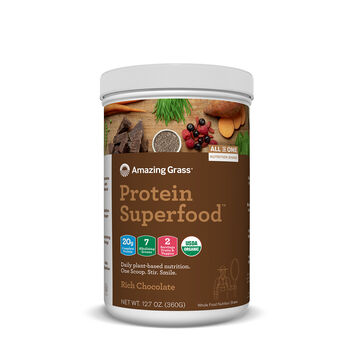 Protein Superfood™ - Rich ChocolateRich Chocolate | GNC
