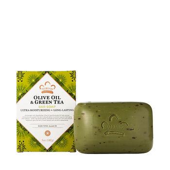 Bar Soap Olive & Green Tea   GNC