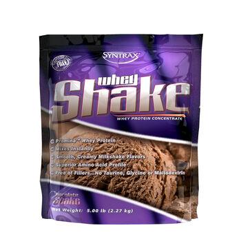 Whey Shake - Chocolate ShakeChocolate Shake | GNC