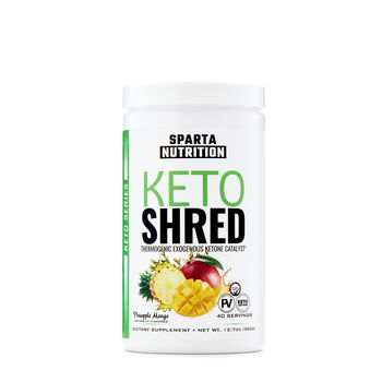 Keto Shred - Pineapple Mango | GNC