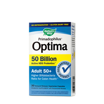 Primadophilus® Optima - Adult 50+ 50 Billion | GNC