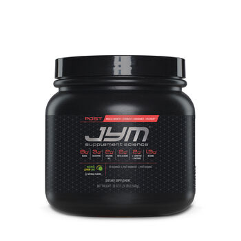 Post Jym Active - Natural Lemon LimeNatural Lemon Lime | GNC