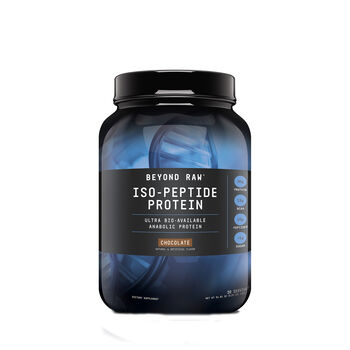 Iso-Peptide Protein - ChocolateChocolate | GNC