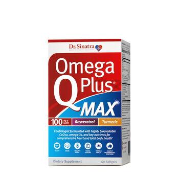 Dr Sinatra Omega Q Plus 174 100 Resveratrol Softgels Gnc