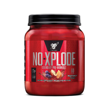 N.O.-XPLODE® Pre-Workout Igniter - Fruit PunchFruit Punch   GNC