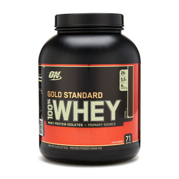Gold Standard 100% Whey™ - CoffeeCoffee | GNC