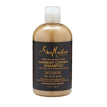 African Black Soap Dandruff Control Shampoo   GNC