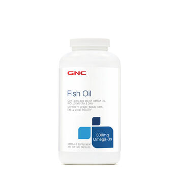 Fish Oil - 300 mg | GNC