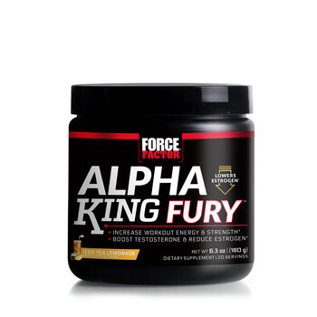 Alpha King Fury™ - Iced Tea LemonadeIced Tea Lemonade | GNC