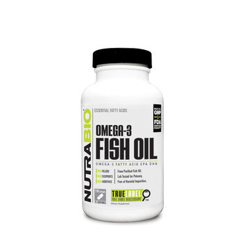 Omega-3 Fish Oil | GNC