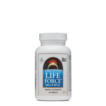 Life Force Multiple No Iron | GNC
