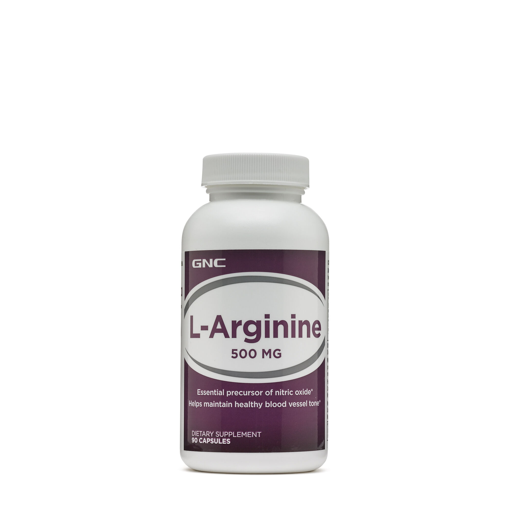 GNC L-Arginine 500 MG 48107123437 | eBay