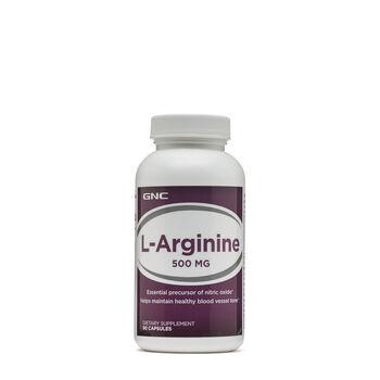 L-Arginine 500 MG | GNC