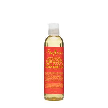 Fruit Fusion Energizing Bath, Body & Massage Oil | GNC