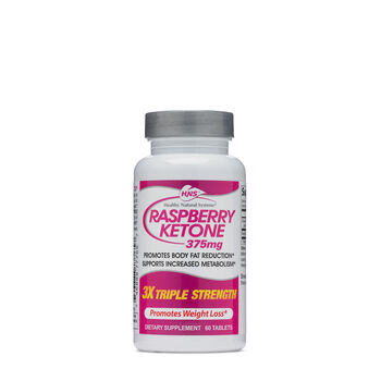 Healthy Natural Systems® Raspberry Ketone 3x Triple Strength