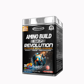 Amino Build SX-7® Revolution - Fruit CandyFruit Candy | GNC