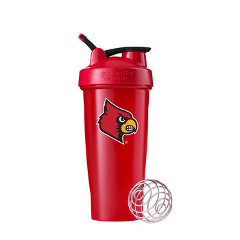 Collegiate Shaker Bottle - LouisvilleLouisville | GNC