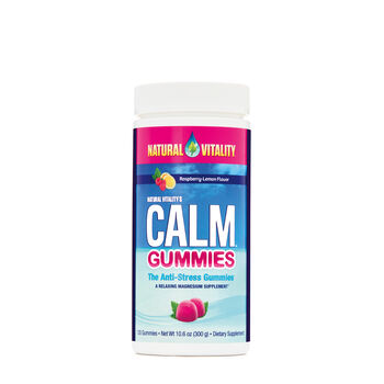 Calm™ Gummies - Raspberry Lemon | GNC