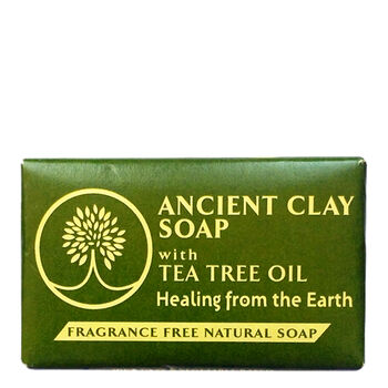 Ancient Clay Soap with Tea Tree Oil | GNC