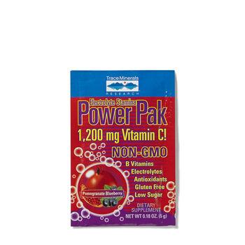 Electrolyte Stamina Power Pak 1,200 mg Vitamin C! - Pomegranate BlueberryPomegranate Blueberry | GNC