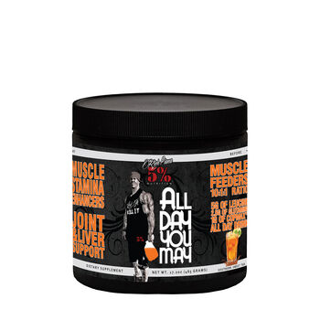All Day You May - Southern Sweet TeaSouthern Sweet Tea | GNC