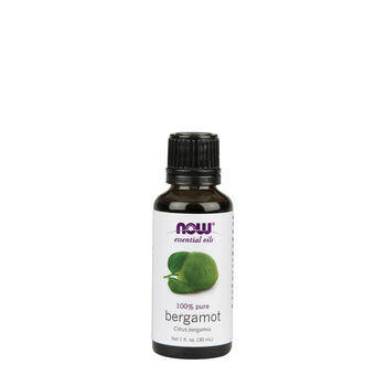 100% Pure Bergamot Oil | GNC