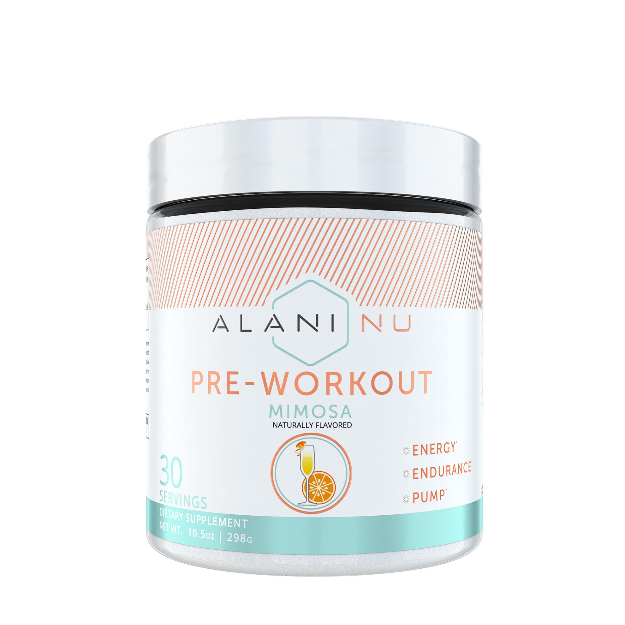 Alani Nu Pre-Workout