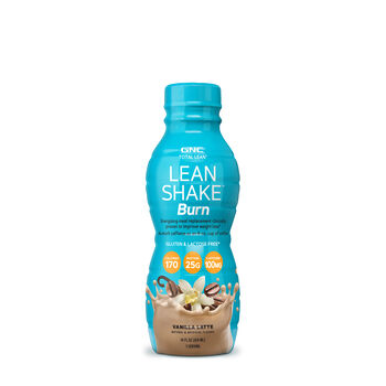Lean Shake™ Burn - Vanilla Latte (California Only)Vanilla Latte | GNC