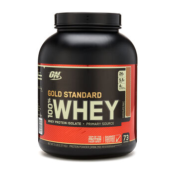 Gold Standard 100% Whey™ - Chocolate MaltChocolate Malt | GNC