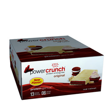 Protein Energy Bar - Red VelvetRed Velvet   GNC