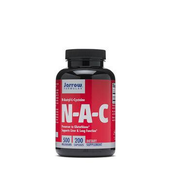 N-A-C | GNC