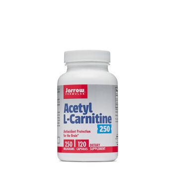Acetyl-L-Carnitine 250 mg | GNC