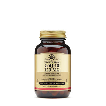 Vegan CoQ-10 120 mg | GNC
