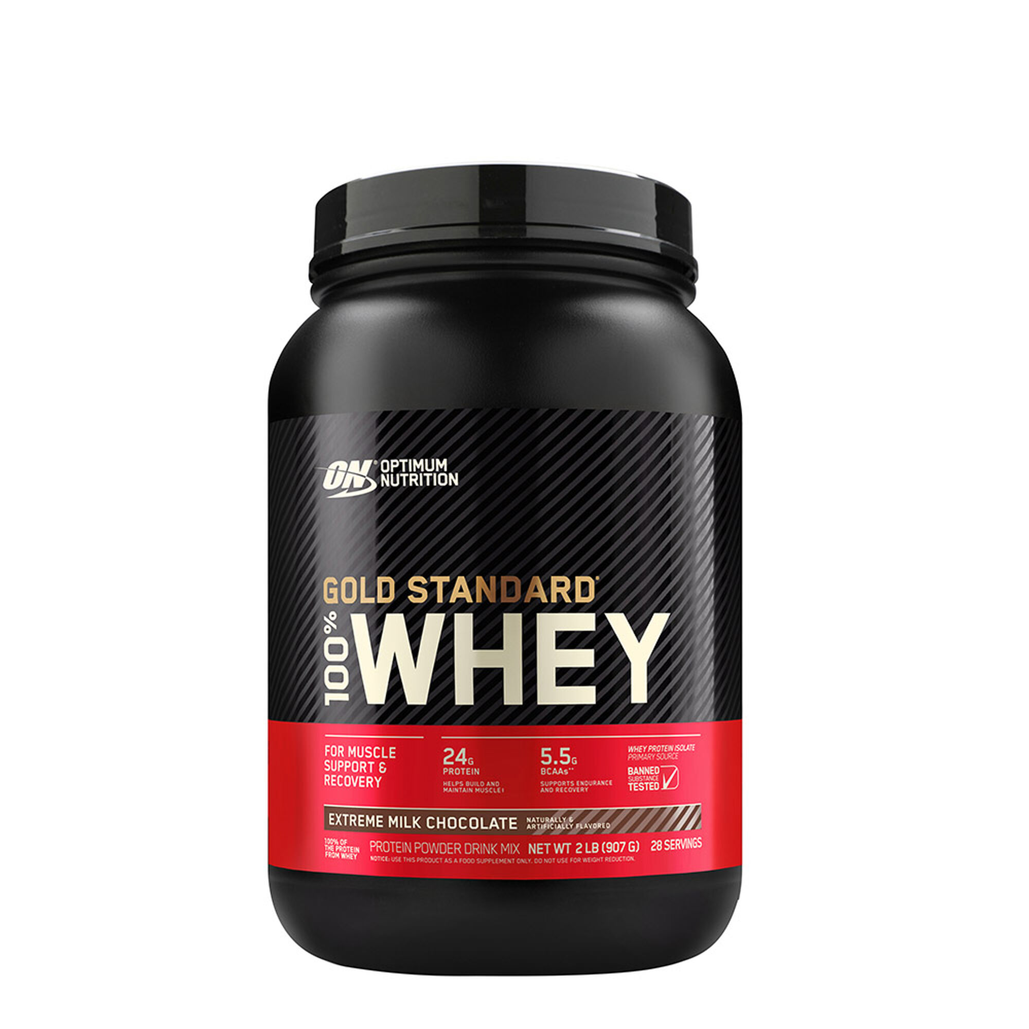 Optimum Nutrition Whey Protein Extreme Milk Chocolate Gnc