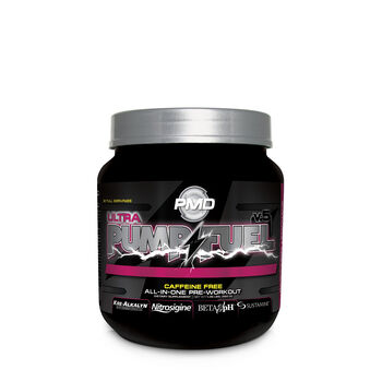 Pump Fuel® Insanity Caffeine Free - Raspberry Lemonade | GNC