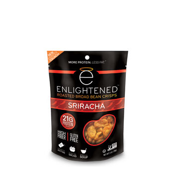 Roasted Broad Bean Crisps - SrirachaSriracha | GNC