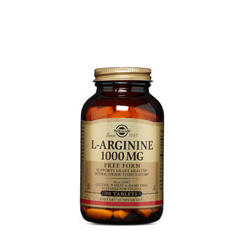 L-Arginine 1000 mg | GNC