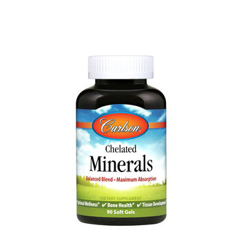 Liquid Multiple Minerals | GNC