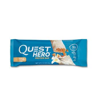 Quest Hero™ Protein Bar - Vanilla CaramelVanilla Caramel   GNC